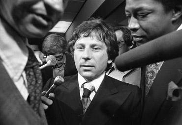 Roman Polanski circa 1977 Predator look.