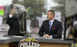 Lee Corso questions the End of Conservatism.   And, Alabama is good at football apparently.
